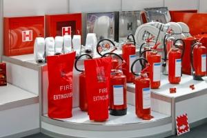 ildslukkere og andet udstyr