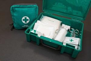Førstehjælpsartikler