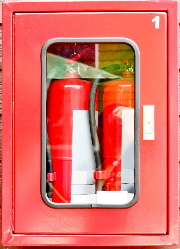 beskytter-ildslukkeren