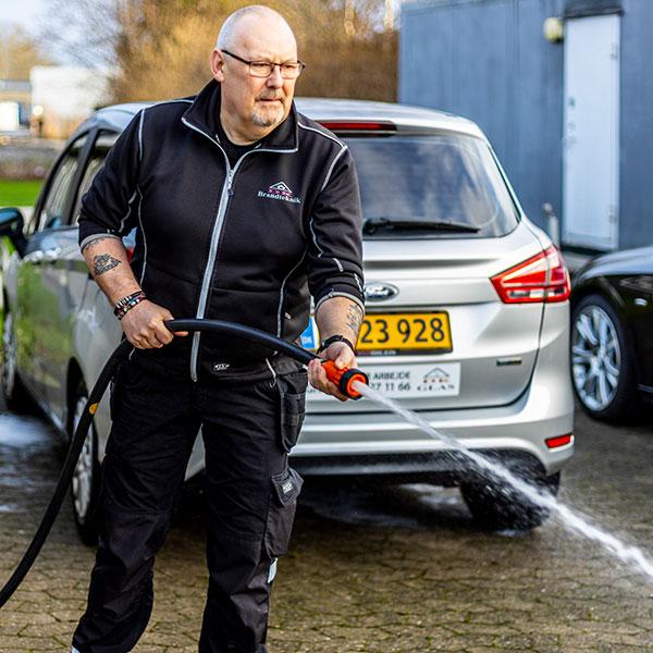 DK Brandteknik vandslange