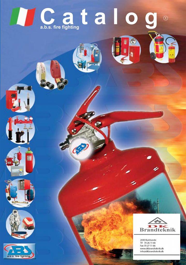 DK brandteknik katalog ildbekæmpelse