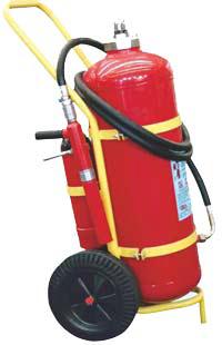 pulver100kg ildslukker